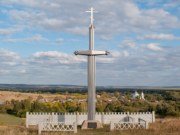 Мемориал «Крест на мече» около села Василёвка, фото Владимира Бакунина