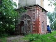 Колокольня Георгиевской церкви в Починках, фото Владимира Бакунина
