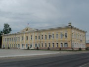 Старинная застройка Починок, фото Владимира Бакунина