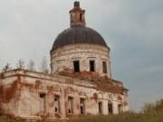 Сергиевская церковь в Мадаеве, фото Владимира Бакунина