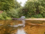 Река Алатырь около села Мадаево, фото Владимира Бакунина
