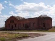 Покровская церковь в Шишадееве, фото Владимира Бакунина
