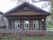 Образец застройки села Спасского конца XIX – начала XX века, фото Галины Филимоновой