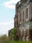 Церковь Иоанна Крестителя в Прудищах Спасского района, фото Сергея Ледрова