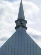 Старая мечеть в Ишееве, фото Сергея Ледрова