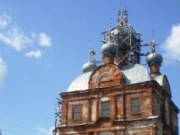 Архангельская церковь в Низовке, фото Сергея Ледрова