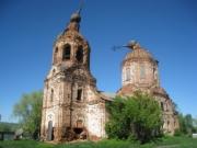 Спасопреображенская церковь в Масловке, фото Владимира Бакунина